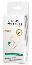 Long4Nails Phyto-Keratin Filler Serum wypełniająco-odbudowujące do paznokci 10ml