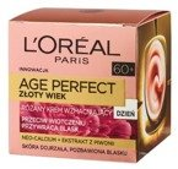 Loreal Age Perfect Złoty Wiek Różany krem wzmacniający 60+ na dzień 50ml