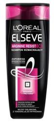 Loreal Arginine Resist X3 Szampon wzmacniający do włosów osłabionych z tendencją do wypadania 400ml