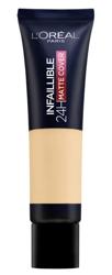 Loreal Infaillible 24H Matte Cover Długotrwały podkład matujący 135 radiant vanilla 30ml