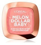 Loreal Melon Dolar Baby Blush 03 watermelon addict 9g