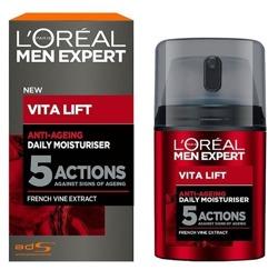 Loreal Men Expert Vita Lift Krem nawilżający przeciw oznakom starzenia 50ml