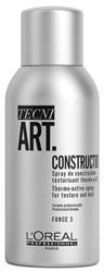 Loreal Professionnel TecniArt Constructor Volume 3 - Termoaktywny spray utrwalający 150ml
