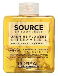 Loreal SOURCE Essentielle Jasmine Wegański szampon odżywczy do włosów 300ml