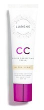 Lumene CC Color Correcting Cream Podkład krem CC 7w1 Ultra Light 30ml