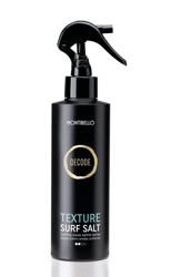 MONTIBELLO Decode Texture Surf Salt Spray Spray z dodatkiem soli morskiej 200ml