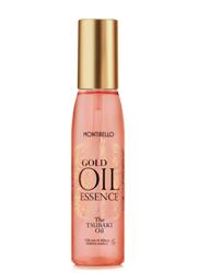 MONTIBELLO Gold Oil Essence - The TSUBAKI Oil Olejek przeciw starzeniu się włosów 130ml