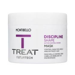 MONTIBELLO TREAT Naturtech Discipline Mask Maska do włosów kręconych zapobiegająca puszeniu 500ml