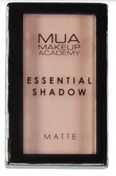 MUA Essential Shadow matte Pojedynczy cień do powiek Mushroom 2,4g