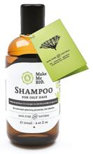 Make Me Bio Delikatny szampon do włosów przetłuszczających się 250ml