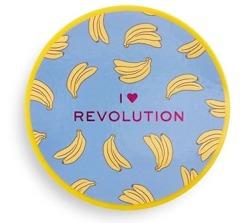 Makeup Revolution Baking Powder BANANA Sypki bananowy puder do twarzy 22g