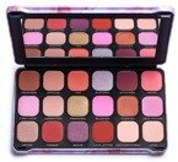 Makeup Revolution FOREVER FLAWLESS UNCONDITIONAL LOVE Paleta cieni do powiek