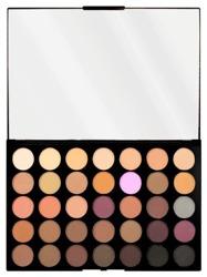 Makeup Revolution PRO HD Amplified 35 Palette Neutrals Cool Paleta 35 cieni do powiek