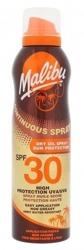 Malibu Continuous Spray 30SPF Medium Protect Suchy olejek do opalania 175ml
