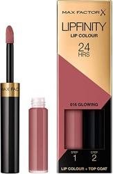Max Factor Lipfinity Lip Colour Pomadka do ust + Baza nabłyszczająca 016