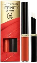 Max Factor Lipfinity Lip Colour Pomadka do ust + Baza nabłyszczająca 144