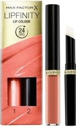 Max Factor Lipfinity Lip Colour Pomadka do ust + Baza nabłyszczająca 205