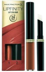 Max Factor Lipfinity Lip Colour Pomadka do ust + Baza nabłyszczająca 360