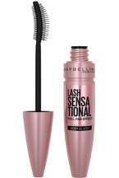 Maybelline Lash Sensational Mascara - Tusz do rzęs  Black, 9,5 ml