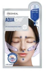 Mediheal Aquachip Maska kojąca do twarzy w płachcie