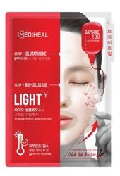 Mediheal Capsule100 2-etapowa maska z glutationem