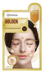 Mediheal GoldenChip Maska rozjaśniająca do twarzy w płachcie