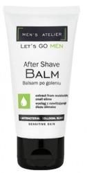 Men's Atelier Balsam po goleniu z antybakteryjnym srebrem koloidalnym 50ml