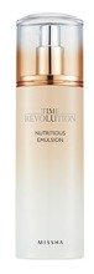 Missha Time Revolution Nutritious Emulsion Emulsja do twarzy 130ml