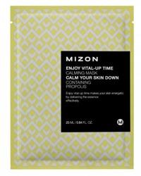 Mizon Enjoy Vital-Up Time Calming Mask - Maseczka kojąca 25ml