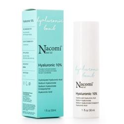 Nacomi Next Level Hyaluronic Bomb Hyaluronic 10% Serum do twarzy z kwasem hialuronowym 10% 30ml
