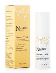 Nacomi Next Level Light It Up Vitamin C 15% Serum do twarzy z witaminą C 15% 30ml