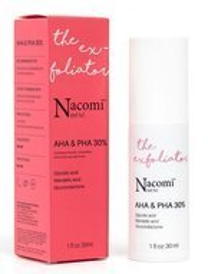 Nacomi Next Level The Exfoliator AHA&PHA 30% Peeling kwasowy AHA & PHA 30% 30ml