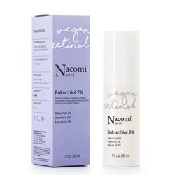 Nacomi Next Level Vegan Retinol Bakuchiol 2% Serum do twarzy z bakuchiolem 2% 30ml