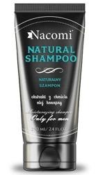 Nacomi Szampon do włosów dla mężczyzn z olejem konopnym i chmielem 250 ml