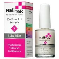 Nail Tek Foundation III - Podkładowa odżywka do paznokci kruchych, twardych lub suchych