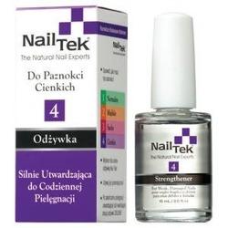 Nail Tek XTRA for difficult, resistance nails - Silnie utwardzająca odżywka do paznokci