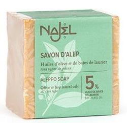 Najel Mydło Aleppo oliwkowo - laurowe 5% , 190 g