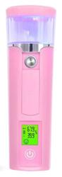 Nano Mist Sprayer Nawilżacz do twarzy z wyświetlaczem