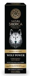 Natura Siberica Men - Krem tonizujący dla mężczyzn Siła wilka 50ml