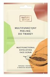 Nature Queen Multifunkcyjny peeling do twarzy 2x6ml