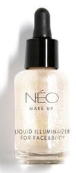 Neo Make Up Liquid Illuminaizer for Face&Body Nabłyszczacz do twarzy i ciała 30ml