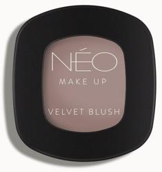 Neo Make Up Velvet blush Róż prasowany 02