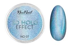 Neonail Pyłek do paznokci 3D Holo Effect No.07 2g