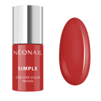 Neonail Simple One Step Color Lakier hybrydowy Loving