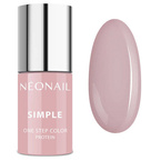 Neonail Simple One Step Color lakier hybrydowy 8429-7 BEAUTIFUL 7,2g