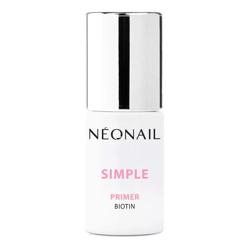 Neonail Simple Primer Biotin Primer bezkwasowy do lakierów SIMPLE 7,2g