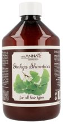 New ANNA Ginkga shampoo Szampon z miłorzębem 500ml