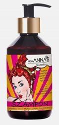 New ANNA RETRO Szampon do włosów z naftą kosmetyczną, witaminami i mocznikiem 300ml