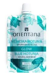 ORIENTANA Naturalna maseczka GLOW Niebieska Hotunia 30ml