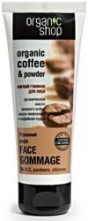 Organic Shop Peeling o twarzy z kawą 75 ml